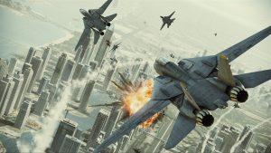 Ανακοινώθηκε το Ace Combat 7 για το PS4